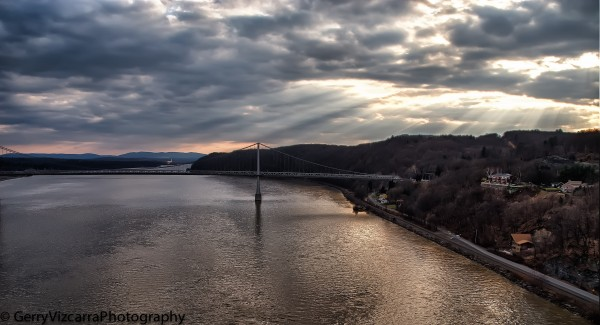 Walkway Over The Hudson HDR