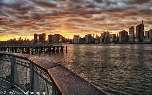 LIC NYC Skyline