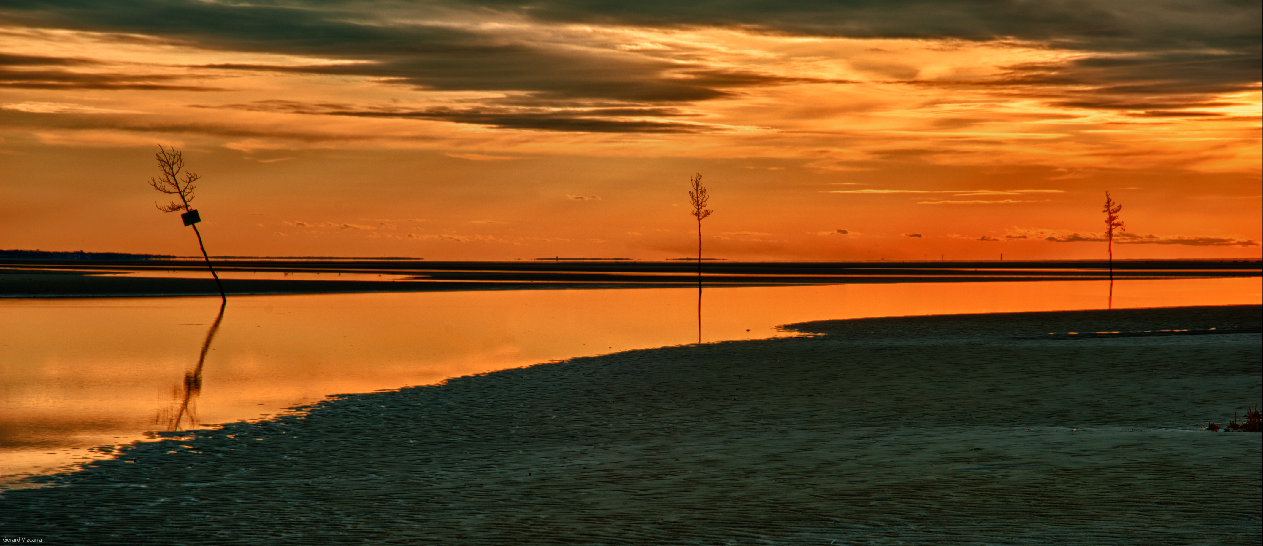 Rock Harbor Reflection2