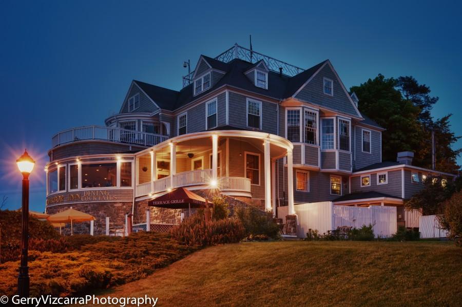 Bar Harbor Inn, Bar Harbor, Mount Desert Island, Maine