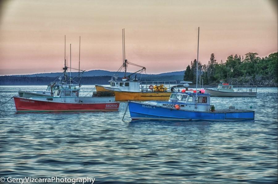 Bar Harbor, Mount Desert Island, Maine