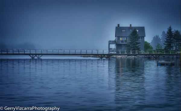 Bass Harbor, Mount Dessert Island, Maine