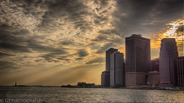 Downtown Sunset Dumbo