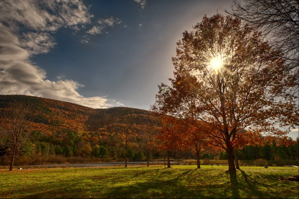 Mt Tremper, New YorkFall Afternoon