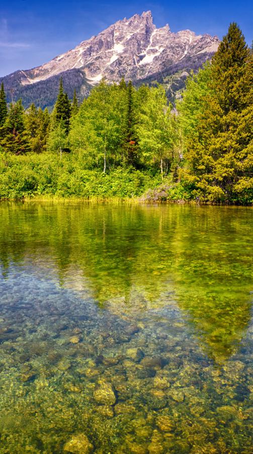 Jenny Lake Grand Teton National Park